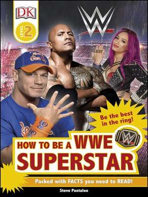 cover image of How to be a WWE Superstar